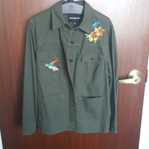 Who What Wear x Target Olive Green Jacket