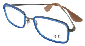 Ray-Ban RX6336-2620-53 Youngster Women's Blue Frame 53mm Eyeglasses NWT