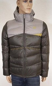 Nike 541424 Alliance Hooded 550 Women Down Winter Ski Jacket Coat
