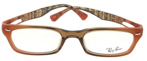 Ray-Ban RX5150-5487 Highstreet Womens Multicolor Frame 52mm Genuine Eyeglasses