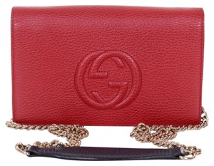 4d65039120b4 Added to Shopping Bag. Gucci Cross Body Bag. Gucci Soho New Style Woc ...