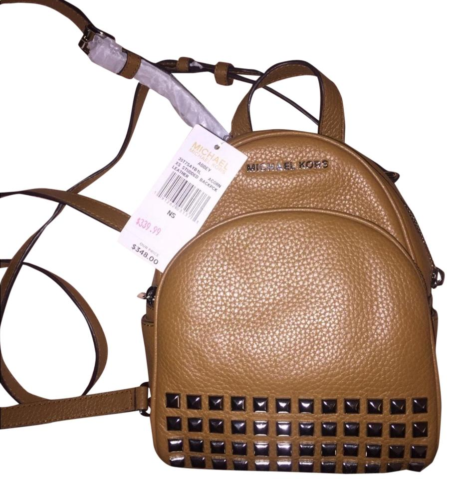 Michael Kors Mini Backpack Brown - Ken Chad Consulting Ltd 129543d138