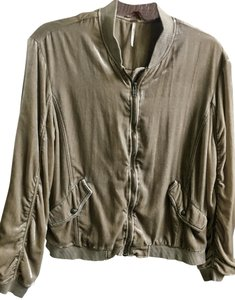 Free People Grey Jacket