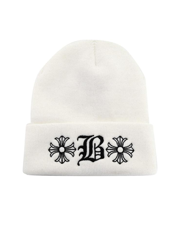 12a9df9dabb2 Chrome Hearts Chrome Hearts x Bella Hadid Limited Edition White Hat Image 0  ...