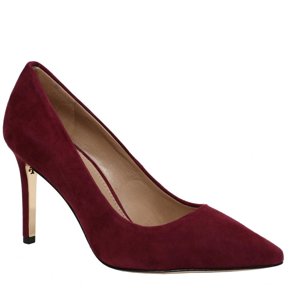 c8405d06aad Tory Burch Port Elana 85mm Pointy Toe Women s Suede Pumps Size US 5 ...
