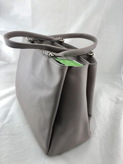 Kate Spade Large Neve Cityscape Tote in Gray