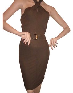 596cfe8f8 Brown Gucci Dresses - Up to 70% off a Tradesy
