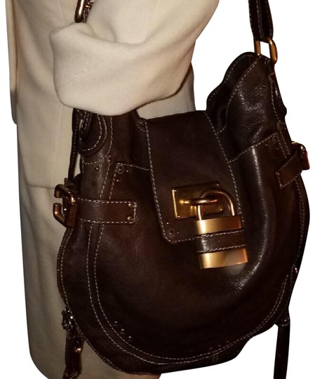 Preload https://img-static.tradesy.com/item/23861059/chloe-brown-leather-shoulder-bag-0-1-540-540.jpg