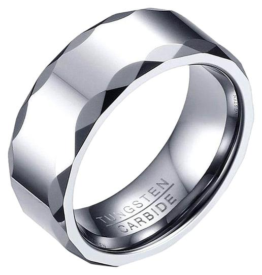 Preload https://img-static.tradesy.com/item/23861116/silverwhite-tungsten-carbide-forever-band-size-95-free-shipping-ring-0-5-540-540.jpg