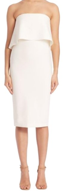Preload https://img-static.tradesy.com/item/23861164/likely-white-driggs-strapless-mid-length-cocktail-dress-size-0-xs-0-1-650-650.jpg