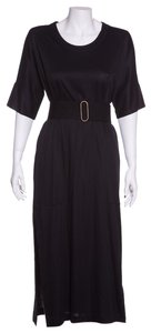 Navy Maxi Dress by Lemaire