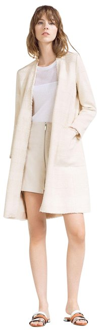 Preload https://img-static.tradesy.com/item/23861552/zara-beige-new-without-tags-textured-fringe-trim-piped-trench-coat-size-4-s-0-1-650-650.jpg