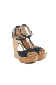 6eb6f01453ca Jimmy Choo Wedges - Up to 70% off at Tradesy