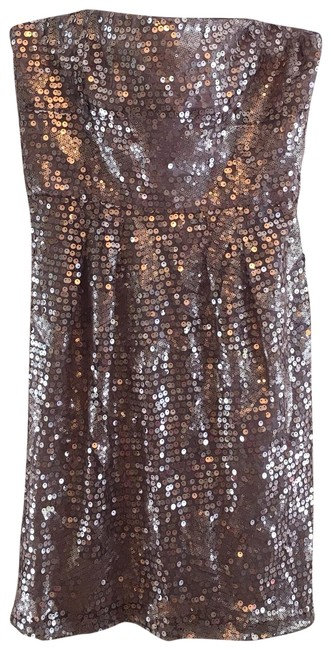 Preload https://img-static.tradesy.com/item/23861666/bcbgmaxazria-gold-carla-sequin-short-night-out-dress-size-4-s-0-1-650-650.jpg