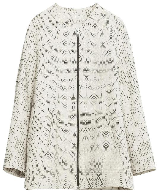 Preload https://img-static.tradesy.com/item/23861770/zara-beige-new-without-tags-bomber-jacket-style-printed-pea-coat-size-12-l-0-1-650-650.jpg