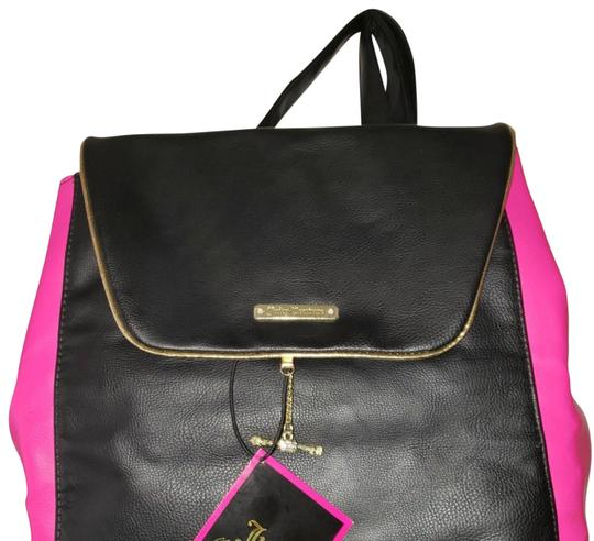 Preload https://img-static.tradesy.com/item/23861790/juicy-couture-pink-polyester-backpack-0-2-540-540.jpg