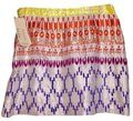 Nicole Miller Artelier Skirt Purple, Blue, Orange, Red, Yellow, White, Pearl White,Champange