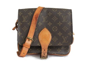 Louis Vuitton Lv Neverfull Lv Cartouchiere Lv Lv Vinage Monogram Messenger Bag