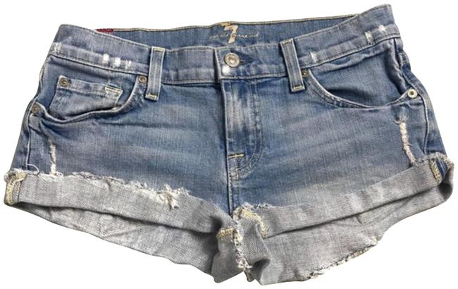 Preload https://img-static.tradesy.com/item/23863479/7-for-all-mankind-blue-denim-shorts-size-0-xs-25-0-1-650-650.jpg
