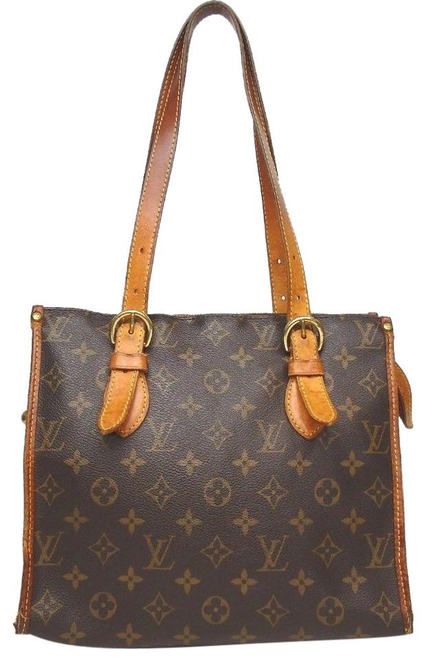 07bc5d58cf97 Louis Vuitton Popincourt Haut Monogram Canvas Shoulder Bag - Tradesy