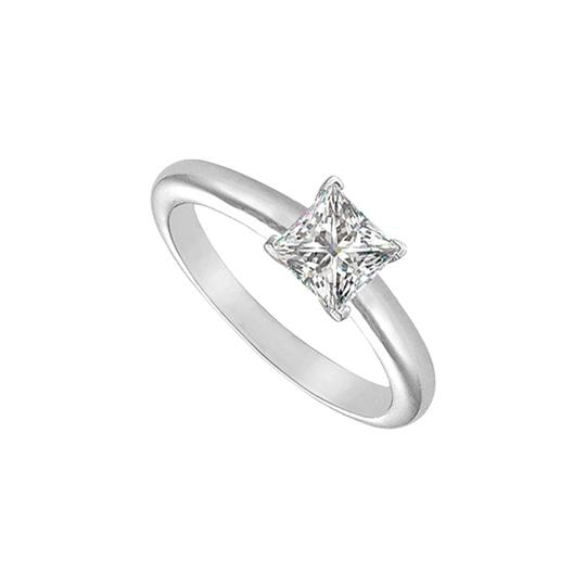 Preload https://img-static.tradesy.com/item/23863925/white-white-cubic-zirconia-solitaire-sterling-silver-100-ct-ring-0-0-540-540.jpg