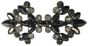 Givenchy Gunmetal Brooch