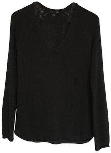 H&M Casual Knit V-neck Longsleeve Sweater