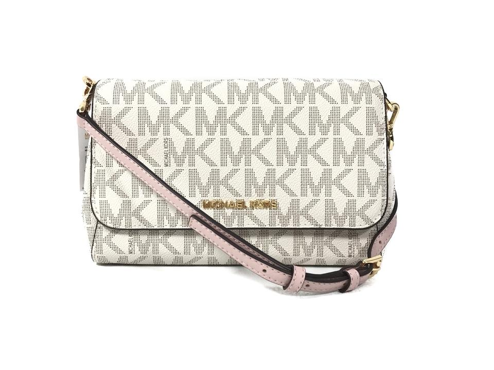 f394d5b8326e Michael Kors Jet Set Item Medium Convertible Pouchette Multicolor ...