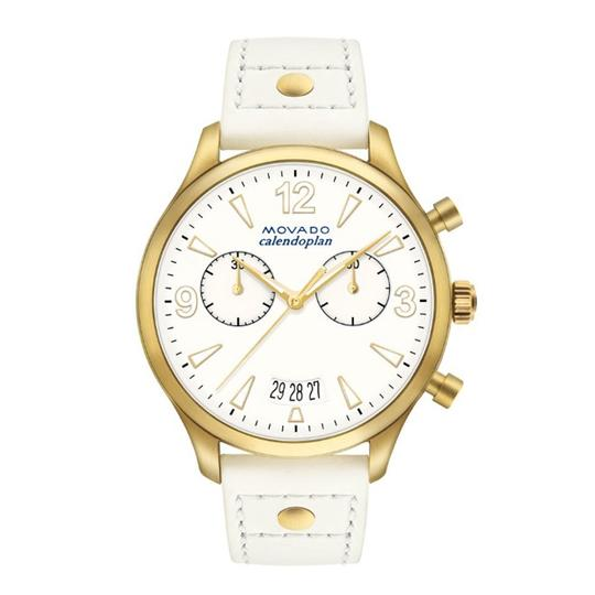 Preload https://img-static.tradesy.com/item/23864652/movado-white-heritage-chronograph-dial-ladies-watch-0-0-540-540.jpg