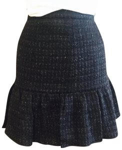 Moschino Mini Skirt Black
