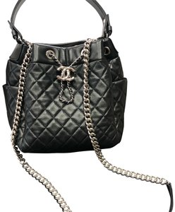 9aa7af95c61c Added to Shopping Bag. Chanel Cross Body Bag. Chanel Drawstring Bucket ...