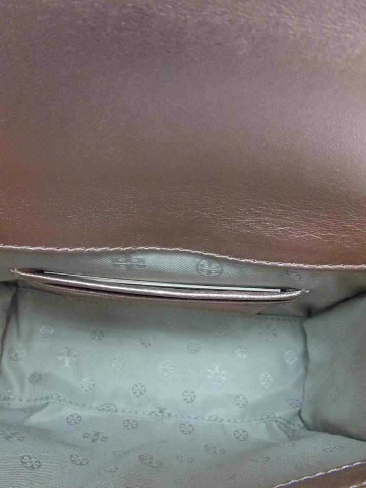Body Gold Flap Bag Burch Rose Metallic Leather Quilted Marion Tory Cross wIzY7xPSz