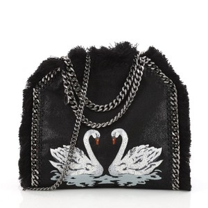Stella McCartney Embroidered Cross Body Bag