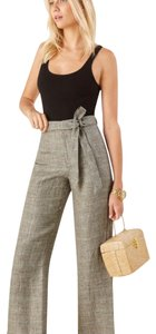 Reformation Wide Leg Pants Canterbury