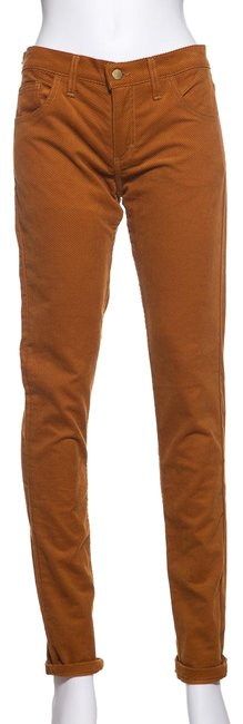 Roseanna Orange Corduroy Leg Pants Size 12 (L, 32, 33) Roseanna Orange Corduroy Leg Pants Size 12 (L, 32, 33) Image 1