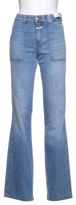 CLOSED Flare Leg Jeans-Light Wash
