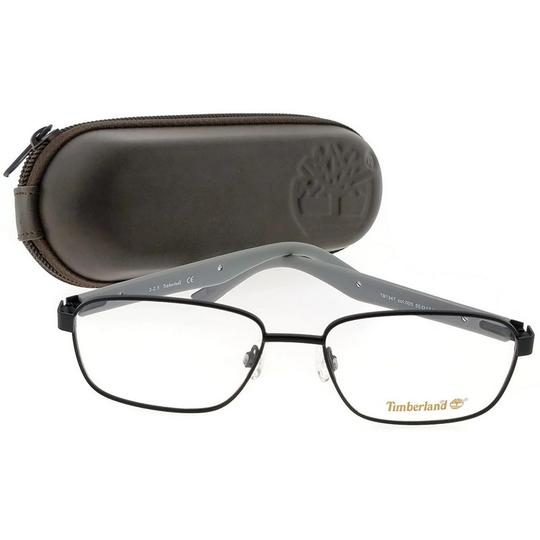 Preload https://img-static.tradesy.com/item/23866262/timberland-black-frame-tb1347-005-55-rectangle-men-clear-lens-genuine-eyeglasses-0-0-540-540.jpg