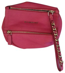 Givenchy Wristlet in Hot Pink