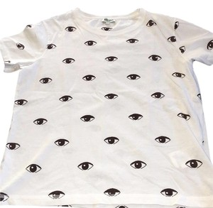 Kenzo Eye Medium All Over Eyes T Shirt