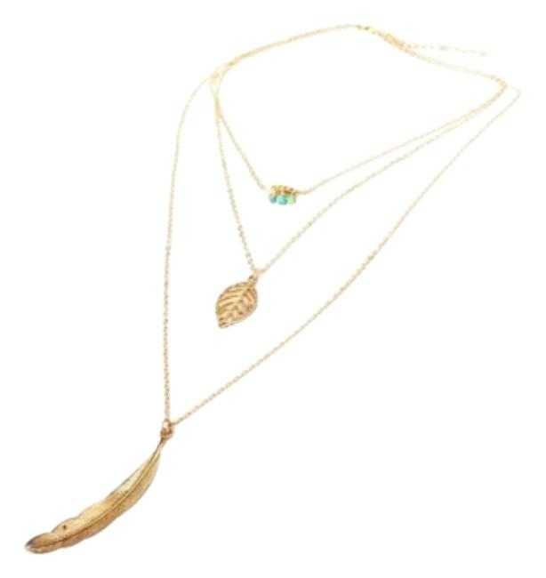 Item - Gold Tier Necklace