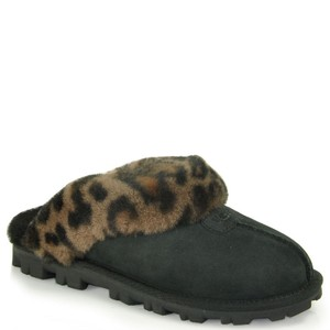 UGG Australia New With Tags Black Mules