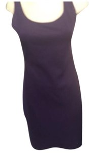 Jump Girl short dress Purple on Tradesy