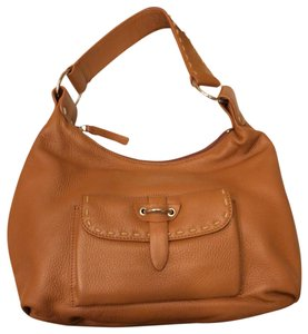 Desmo Satchel in Brown