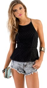 Tobi Top Black