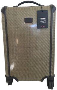 Tumi TUMI Suit Case Luggage TEGRA Lite Carry On Travel Fossil Brown NEW