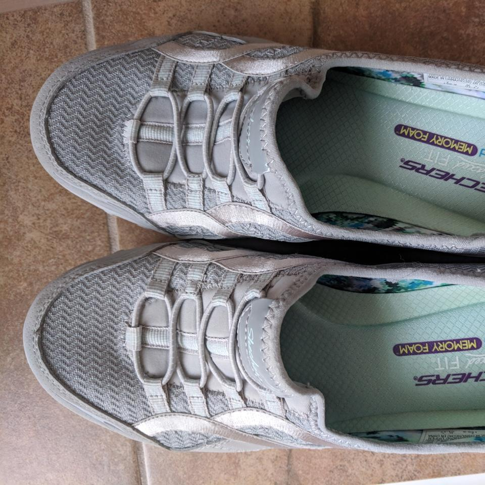 Skechers Relaxed Fit Air cooled Memory Foam Sneakers Size US 9 Regular (M, B)