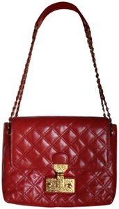 Marc Jacobs Quilted Chain Shoulder Bag