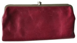 Hobo International Raspberry Clutch