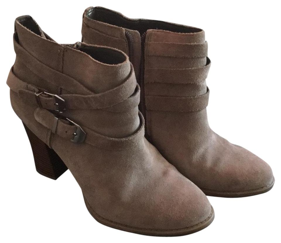 INC International Concepts Gray Dark Gray Concepts Jaydie Boots/Booties 161abb