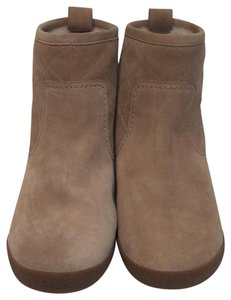 bf4a809cf352 Tory Burch Shearling Boots - Up to 70% off at Tradesy